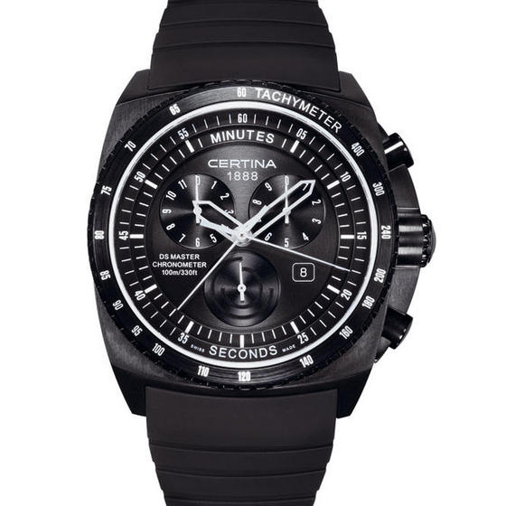 Certina DS Master chronograph