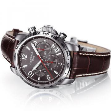Certina DS Podium Valgranges chronograph
