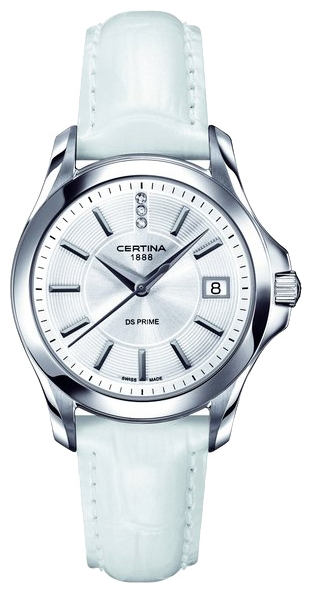 Certina DS Prime Round watch