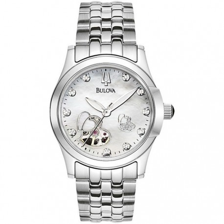 Bulova Mechanical 96P114 watch