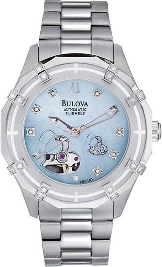 Bulova Mechanical 96R151 watch