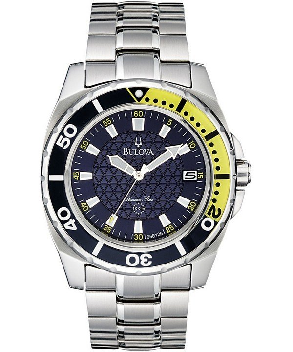 Bulova Marine Star 96B126 watch