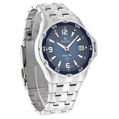 Bulova Marine Star 98B111 watch