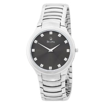 Bulova Diamond 96D10 watch