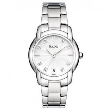 Bulova Diamond 96P104 watch