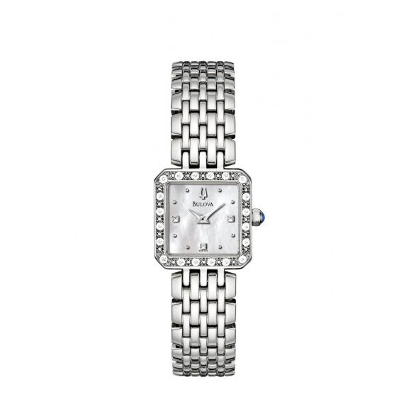 Bulova Diamond 96R128 watch
