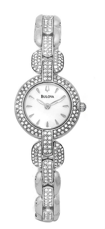 Bulova Crystal 96L121 watch