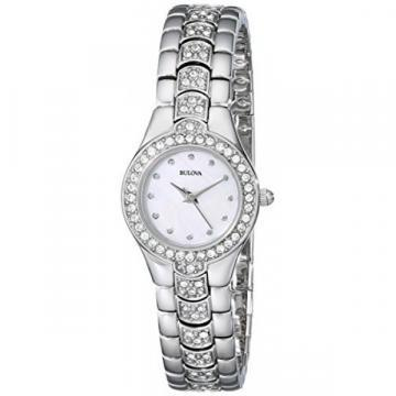 Bulova Crystal 96T14 watch