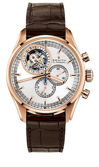 Zenith TOURBILLON chronograph