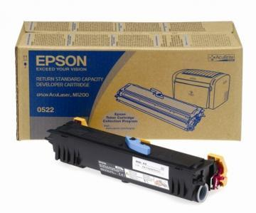 Epson Aculaser M1200 Black Toner return