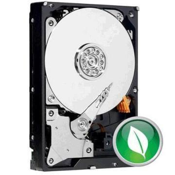 WD Caviar Green, 3.5'', 500GB, SATA/600, 32MB
