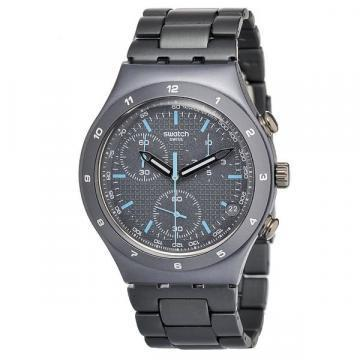Swatch Irony Grey Coat chronograph