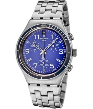 Swatch Irony Sea Lough chronograph