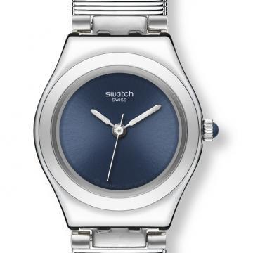 Swatch Irony Blue Pill wristwatch