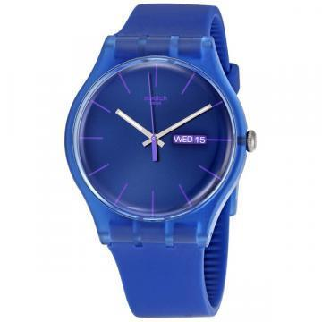 Swatch Originals Cobalt Rebel wristwatch