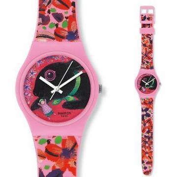 Swatch Originals My Rabbit Story wristwatch