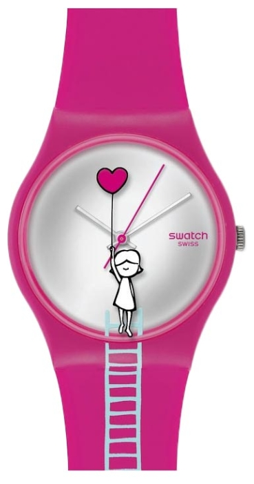 Swatch Originals Belief of Love wristwatch