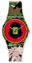 Swatch Originals Tic Tac Boom wristwatch