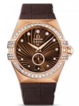Omega Constellation Small Seconds Chronometer for Ladies