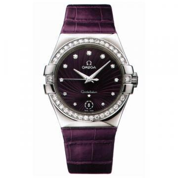 Omega Constellation Quartz 35 MM for Ladies