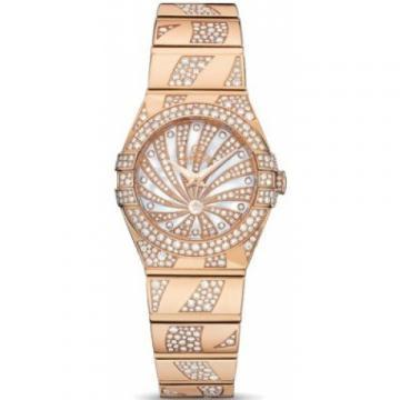 Omega Constellation Luxury Edition for Ladies
