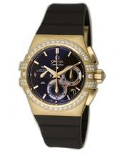 Omega Constellation Double Eagle Chronograph for Ladies
