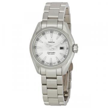Omega Seamaster Aqua Terra Quartz for Ladies