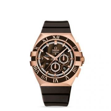Omega Constellation Double Eagle Chrono for Men