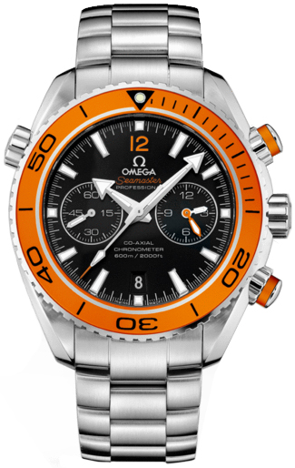 Omega Seamaster Planet Ocean Chrono for Men