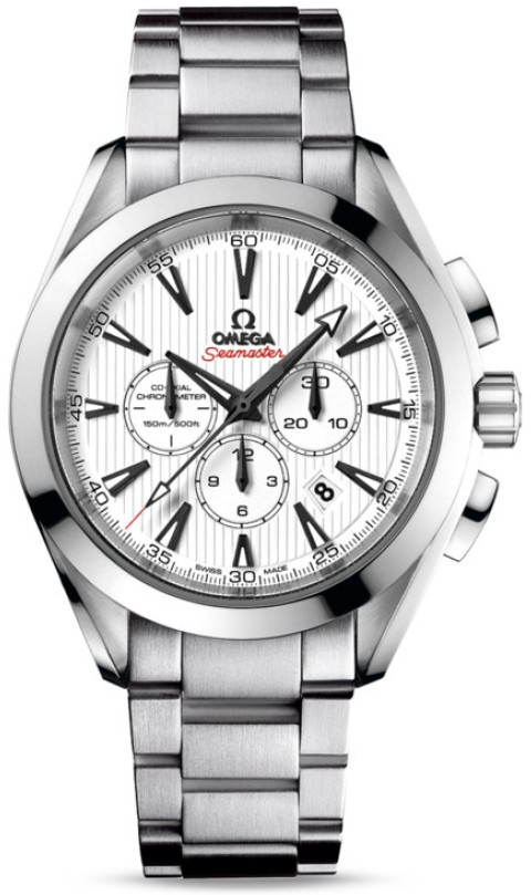 Omega Seamaster Aqua Terra Chronograph for Men