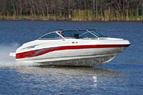 Caravelle 222 Fish & Ski powerboat