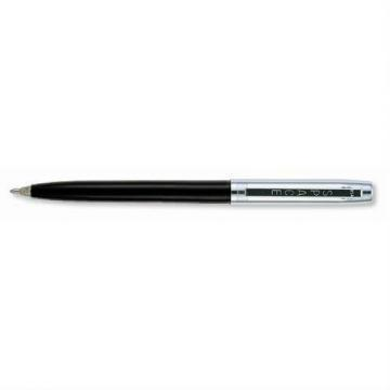 Fisher Chrome Cap, Plastic Barrel Cap-O-Matic Space Pen