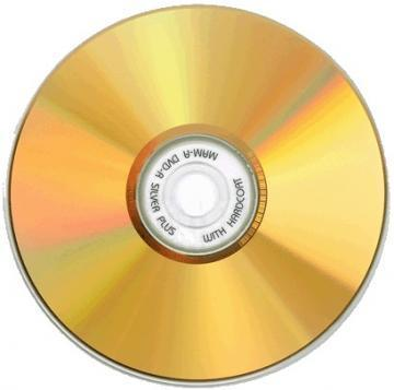 MAM-A 4.7GB DVD-R Media No Logo 5-Pack