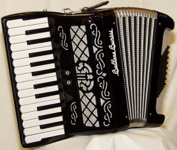 Ballone Burini Model 26 Accordion