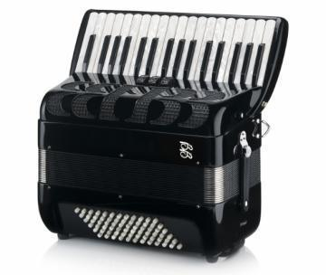 Ballone Burini Model 34 Accordion