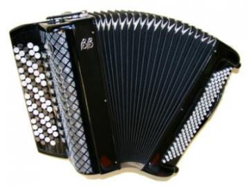 Ballone Burini Model 464 Accordion