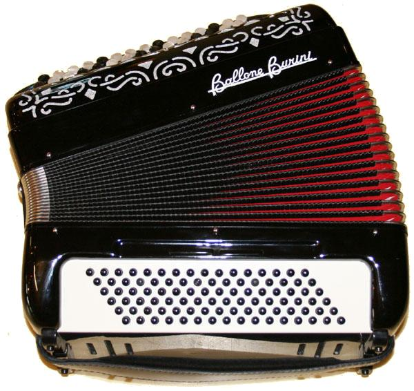Ballone Burini Model 463 Lady Accordion