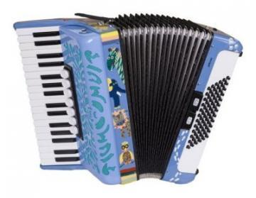 Delicia ARNALDO 23 Piano Accordion