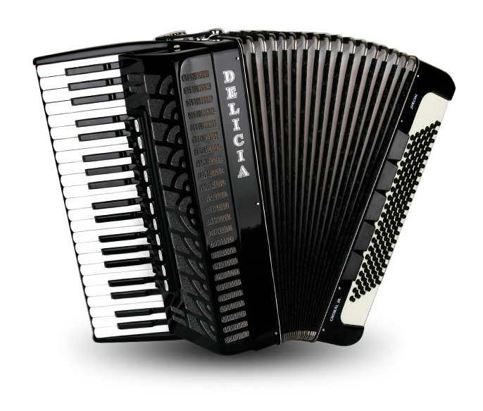 Delicia CHORAL 26 Piano Accordion