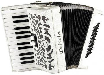 Delicia JUNIOR 24 Piano Accordion