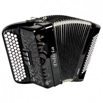 Delicia SONOREX 20 Button Accordion