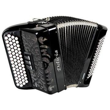 Delicia SONOREX 34 Button Accordion
