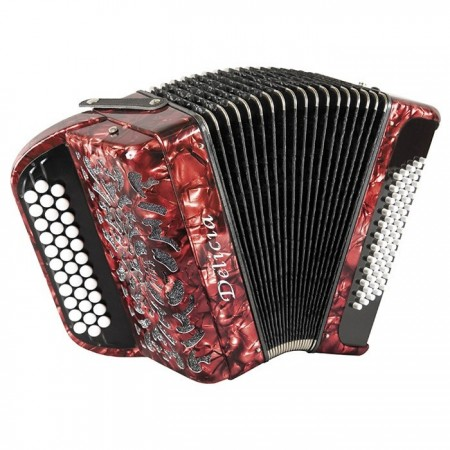 Delicia SONOREX 36 Button Accordion