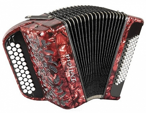 Delicia SONOREX 37 Button Accordion