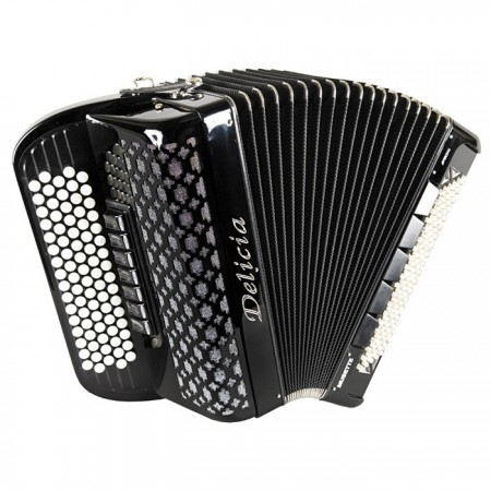 Delicia SONOREX 22 Button Accordion
