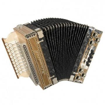Delicia HLAVACEK 1932 Diatonic Accordion