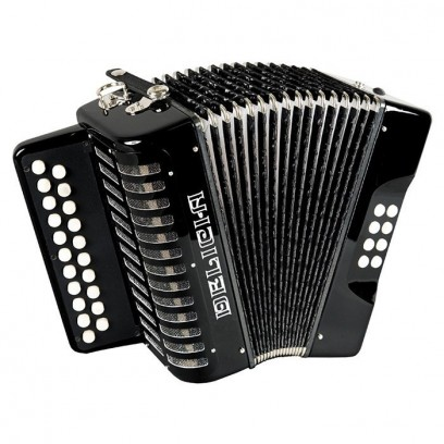 Delicia POPULAR 1904 Diatonic Accordion