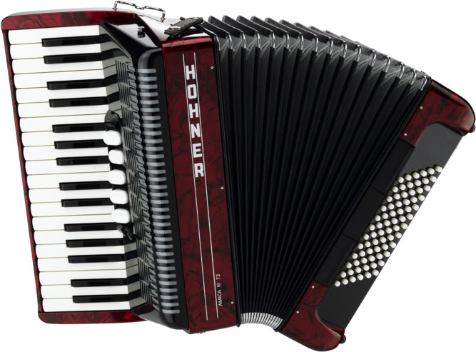 Hohner Amica III Accordion