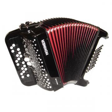 Hohner Nova II Button Accordion