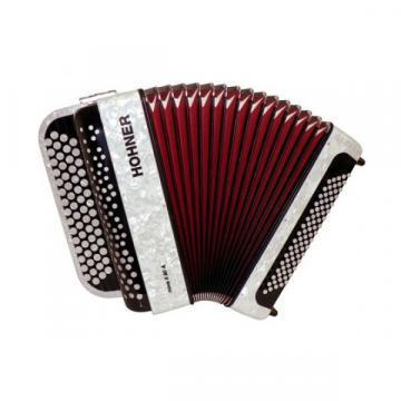 Hohner Nova II 60 A Button Accordion